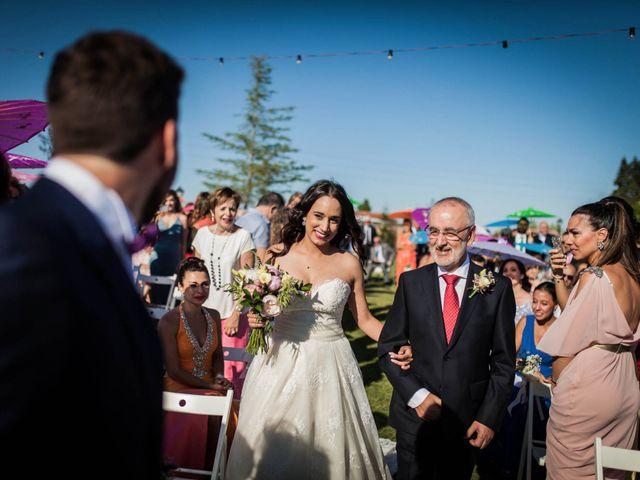 La boda de Albert y María en Villar De Los Alamos, Salamanca 75