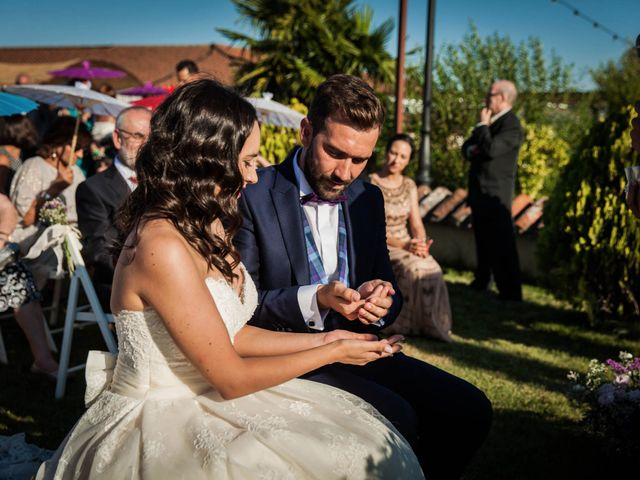 La boda de Albert y María en Villar De Los Alamos, Salamanca 101