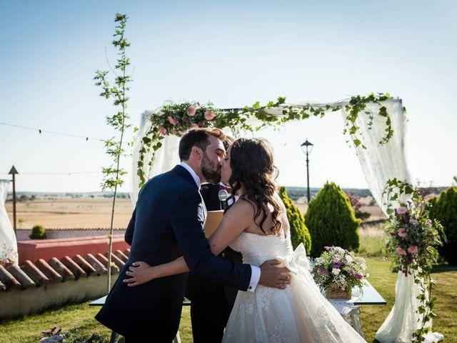 La boda de Albert y María en Villar De Los Alamos, Salamanca 103