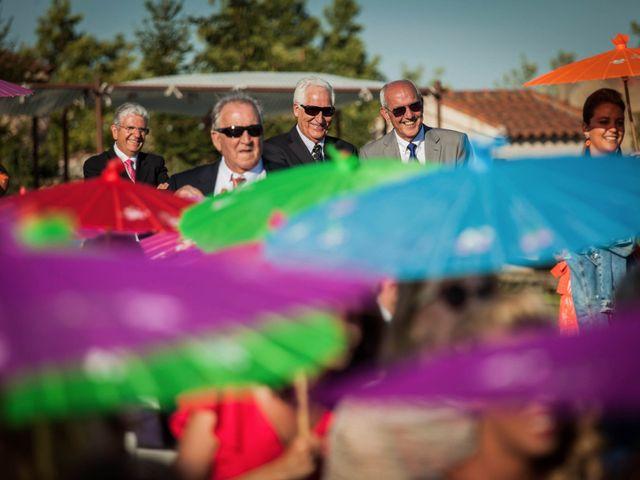 La boda de Albert y María en Villar De Los Alamos, Salamanca 109