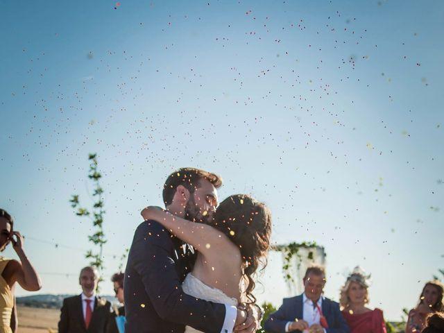 La boda de Albert y María en Villar De Los Alamos, Salamanca 118