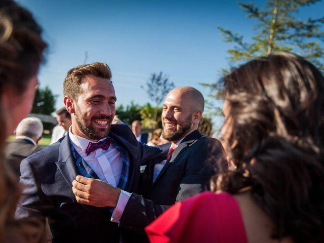 La boda de Albert y María en Villar De Los Alamos, Salamanca 122