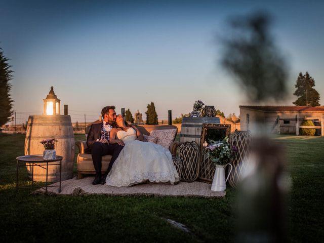 La boda de Albert y María en Villar De Los Alamos, Salamanca 152