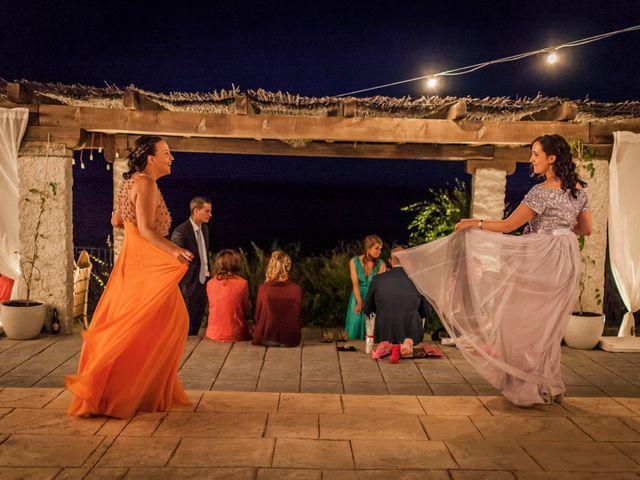 La boda de Albert y María en Villar De Los Alamos, Salamanca 183