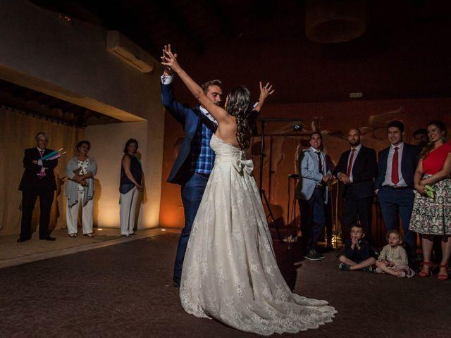 La boda de Albert y María en Villar De Los Alamos, Salamanca 196
