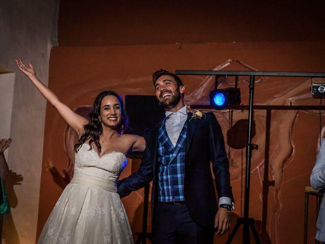 La boda de Albert y María en Villar De Los Alamos, Salamanca 198