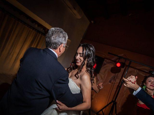 La boda de Albert y María en Villar De Los Alamos, Salamanca 199