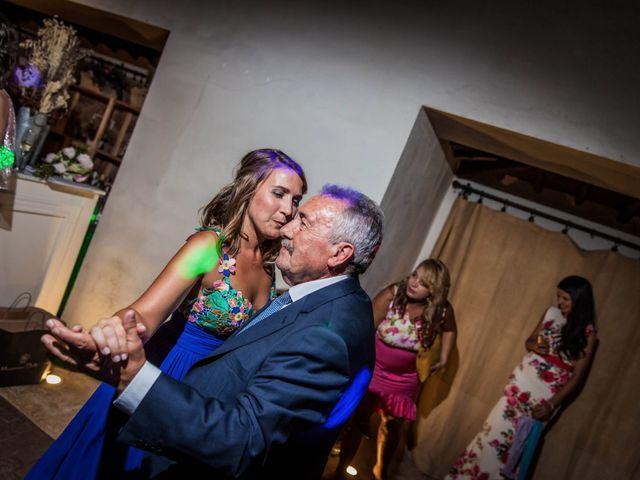 La boda de Albert y María en Villar De Los Alamos, Salamanca 200