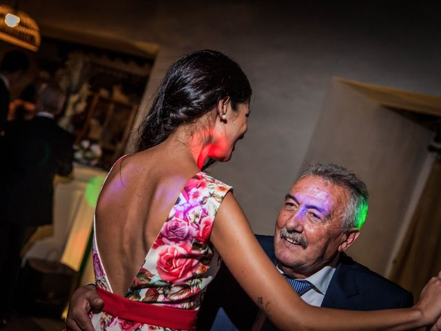 La boda de Albert y María en Villar De Los Alamos, Salamanca 204