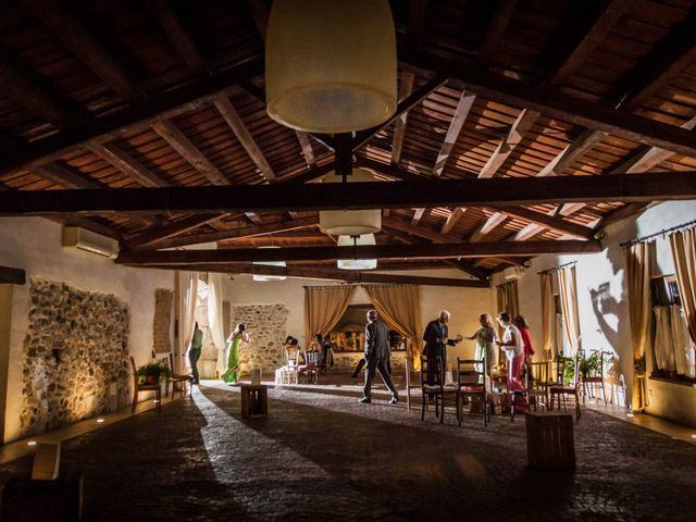 La boda de Albert y María en Villar De Los Alamos, Salamanca 206