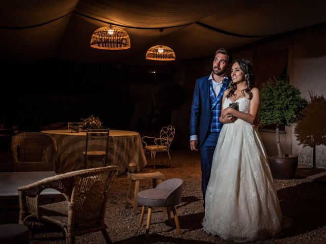 La boda de Albert y María en Villar De Los Alamos, Salamanca 214