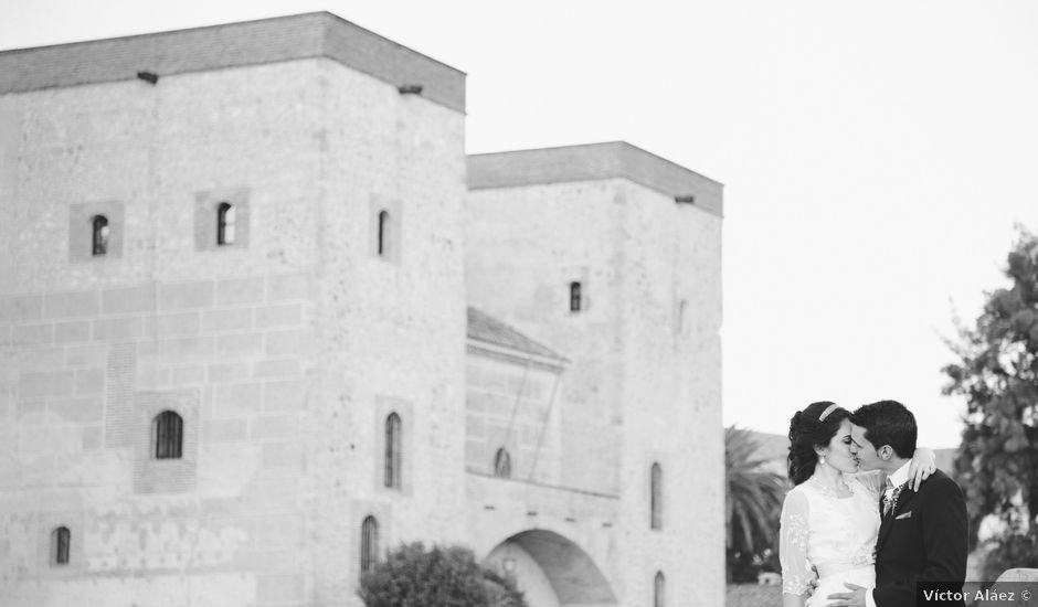 La boda de Berto y María en Badajoz, Badajoz