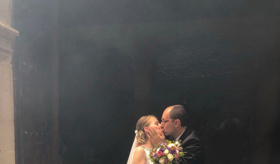 La boda de David y Ana en Sos Del Rey Catolico, Zaragoza