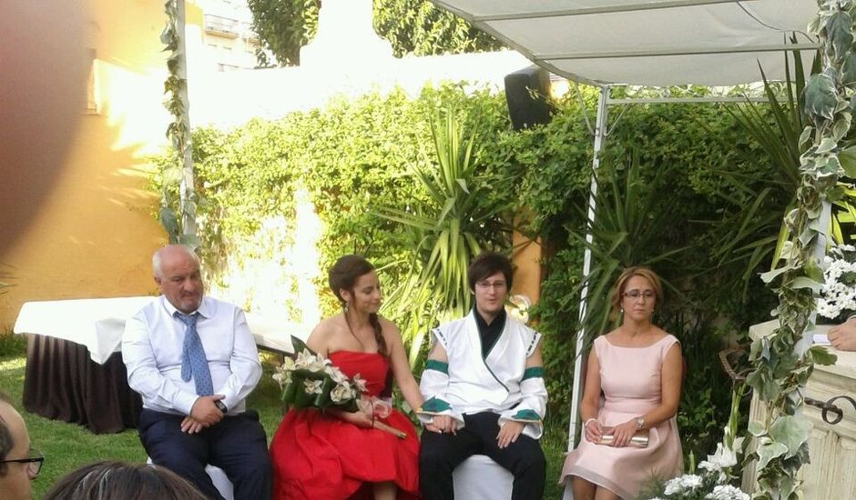 La boda de Cristia y Maider en Montijo, Badajoz