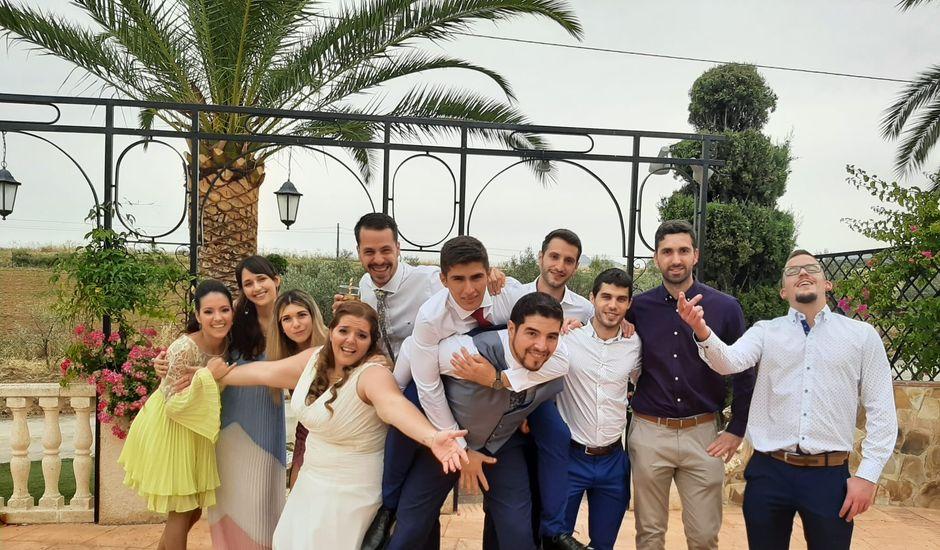 La boda de Javier y Chere en Alora, Málaga