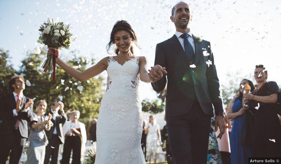 La boda de Dani y Yoana en Santa Ana De Abuli, Asturias