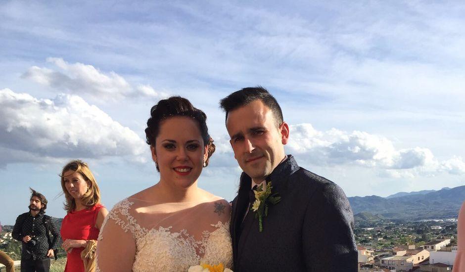 La boda de Pablo y Marta en Petrer, Alicante