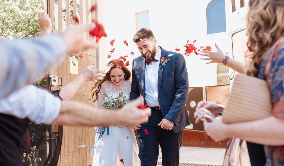 La boda de Montse y Joan  en Rubi, Barcelona