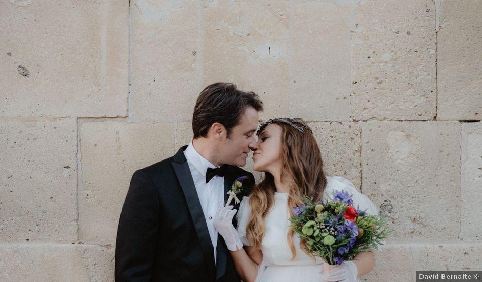 La boda de Miguel y Melania en San Juan De Alicante, Alicante