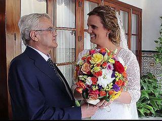 La boda de Fany y Curro 1