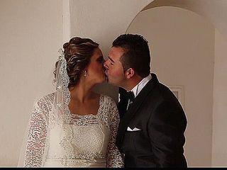 La boda de Fany y Curro