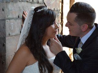 La boda de Sara  y Dani  1