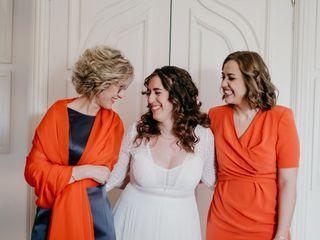La boda de Alba y Marçal 1