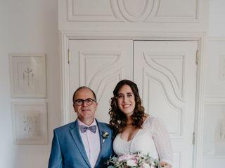 La boda de Alba y Marçal 2