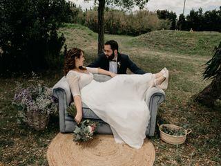 La boda de Alba y Marçal 3