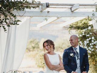 La boda de Andrea y Jose Maria