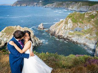 La boda de Chistine y Carlos