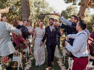 La boda de Dovile y Thomas