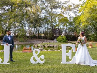 La boda de Esther y Javi