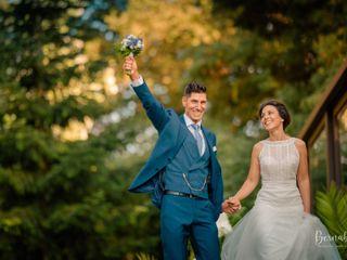 La boda de Yasmin y Óscar