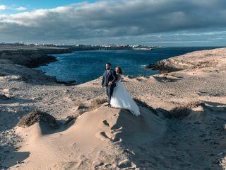 La boda de Tania y Adoney
