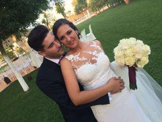 La boda de Angela  y Joaquín