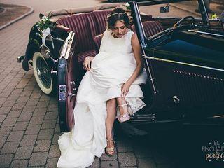 La boda de Karina  y Miguel Angel 2