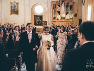 La boda de Karina  y Miguel Angel 3