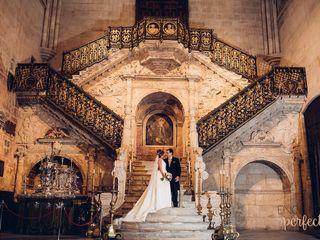 La boda de Karina  y Miguel Angel
