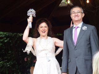 La boda de Maria Pilar  y Manel