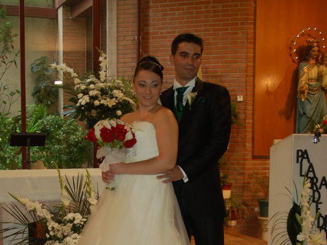 La boda de Nuria y Marcos en Fuenlabrada, Madrid 1