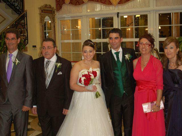 La boda de Nuria y Marcos en Fuenlabrada, Madrid 2