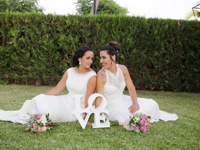 La boda de Laura y Deborah