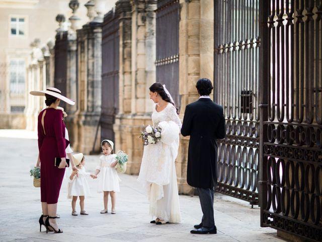 La boda de Rocío y Miguel Ángel