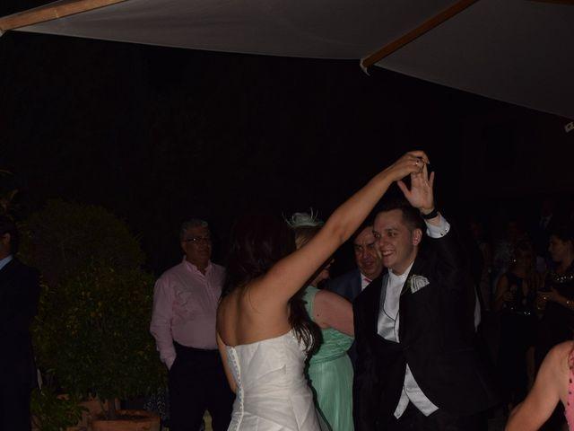 La boda de Dani  y Sara  en Illescas, Toledo 4