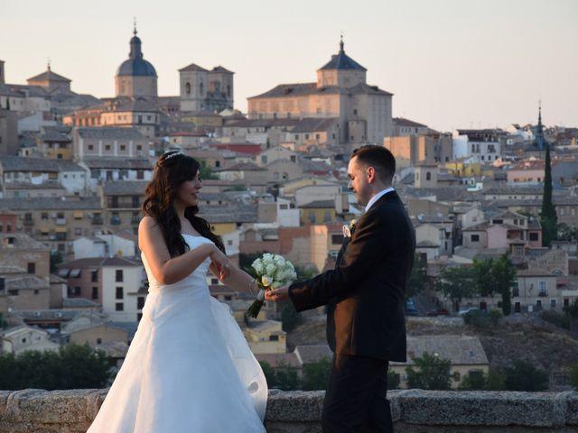 La boda de Dani  y Sara  en Illescas, Toledo 6