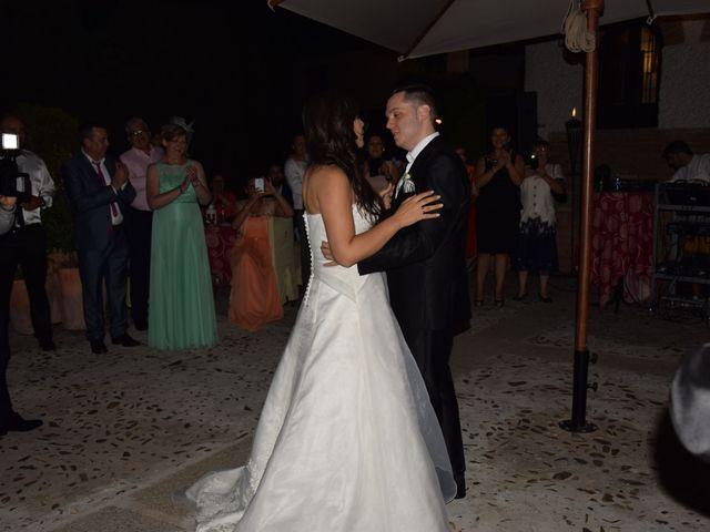 La boda de Dani  y Sara  en Illescas, Toledo 2