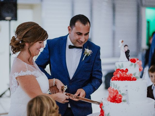 La boda de Alina Togoi y Alex Togoi
