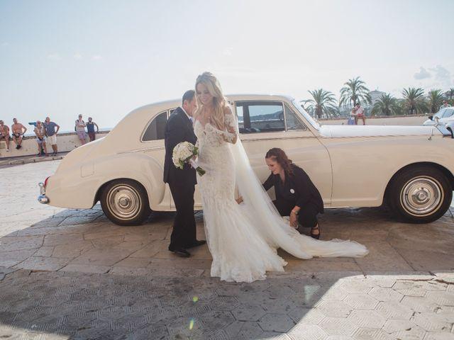 La boda de Tom y Eva en Sitges, Barcelona 2