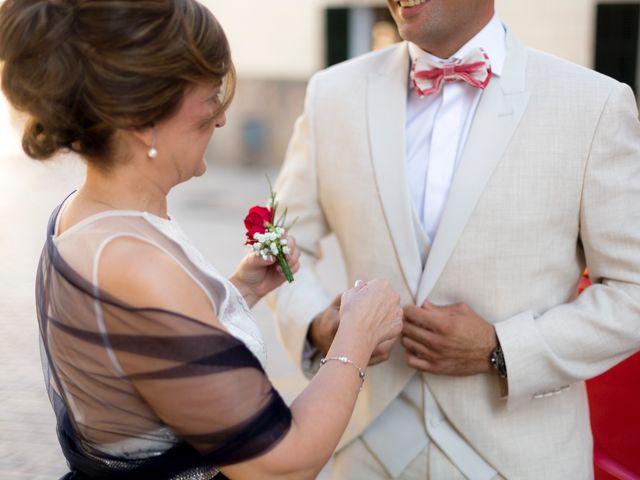 La boda de Ivan y Anabel en Son Servera, Islas Baleares 9